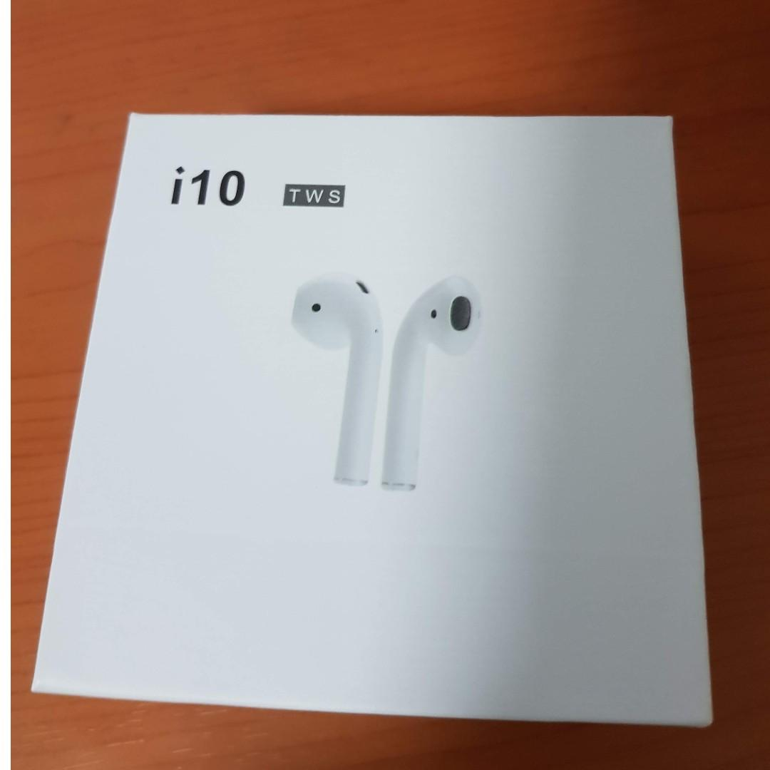 New i10 TWS 1:1 Airpods copy ever, Electronics, Audio on