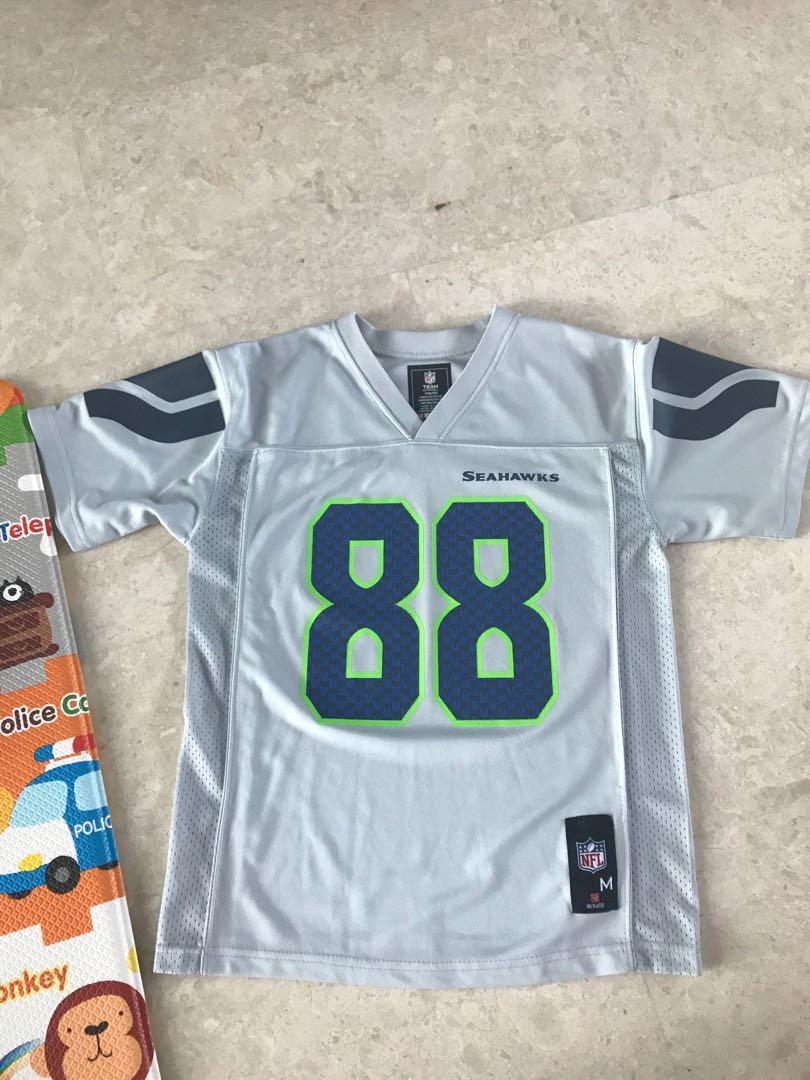separation shoes 49919 46efb NFL Seattle Seahawks Jimmy Graham Jersey