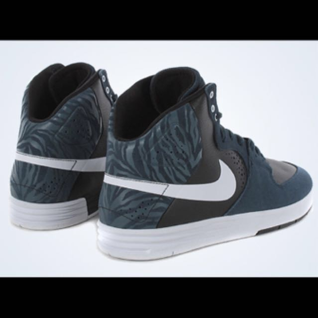 super popular 6a724 2631c Nike SB Paul Rodriguez 7 High, Mens Fashion, Footwear on Car