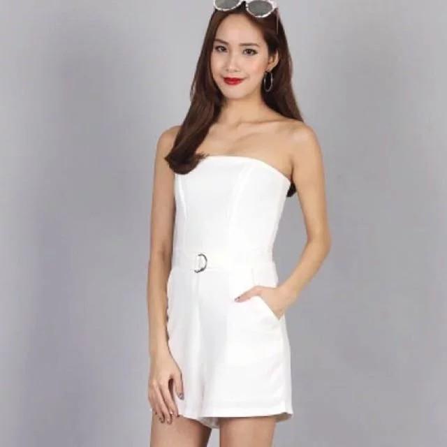 f664c4b5ca42 Ohvola Aria D-ring romper, Women's Fashion, Clothes, Rompers ...