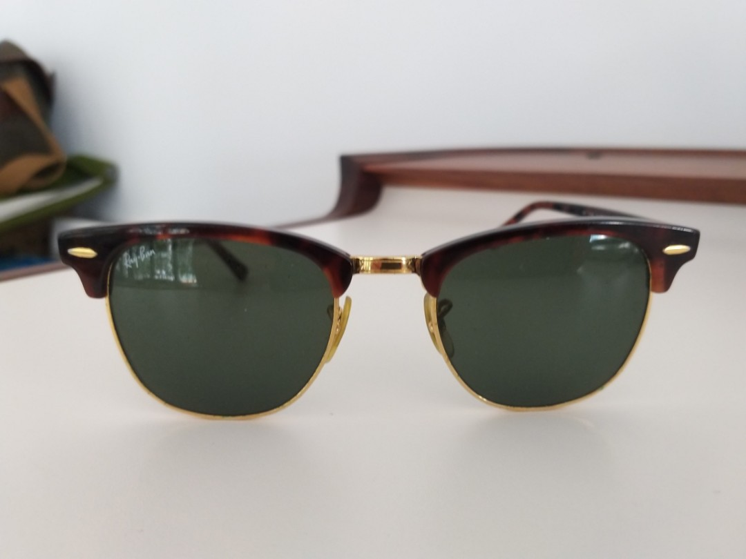 fcca08d8d2b Ray-Ban Clubmaster Classic sunglasses