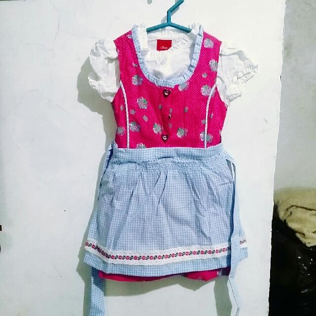 c4f1691ddfb S. Oliver Cute Dress Or Costume