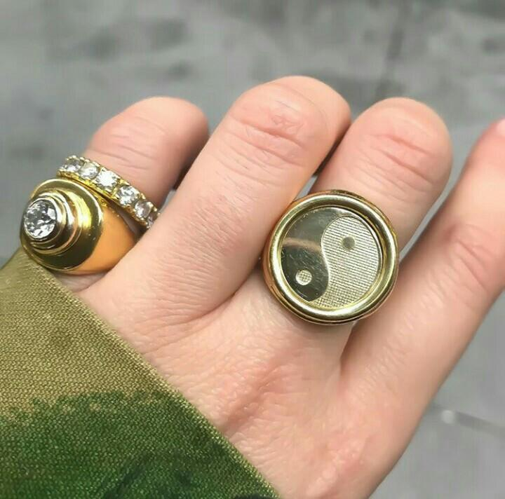 Top Golden rings