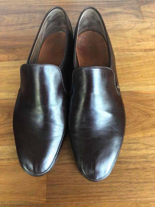 "972baf48b6d Vintage made in Switzerland ""Havanna"" Bally Suisse Shoe pai"