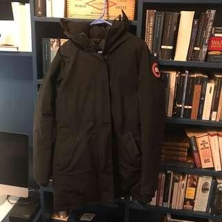 Authentic Women's Canada Goose Parka - Down Fill - Size S