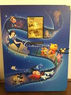 🚚 Disney 迪士尼紀念郵票典藏冊