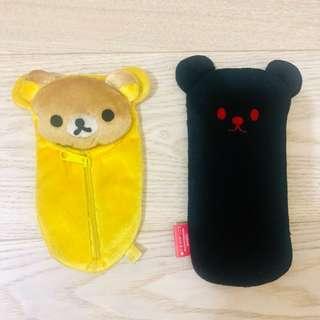 日本購入 全新 拉拉熊 零錢包 錢包 便宜