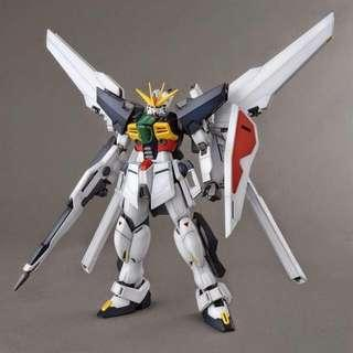 Gundam MG DX-9901 Double X