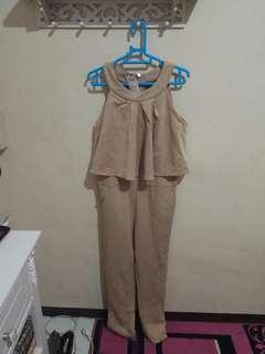 Mocca jumpsuit