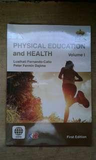 P.E & Health Volume 1