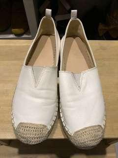 Korean Rubber Sole Espadrilles