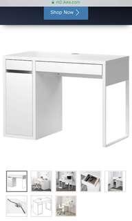 DESK - Micke IKEA Desk