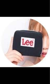 🚚 日本Lee 雙折式拉鍊錢包