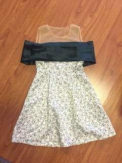 Nicole Sabrina Party Dress
