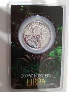 Zodiac monster LIBRA