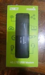 Maxis ZTE 4G LTE USB Modem