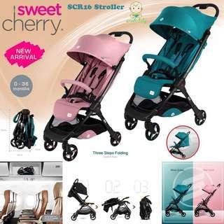 Sweet Cherry SCR16 Stroller