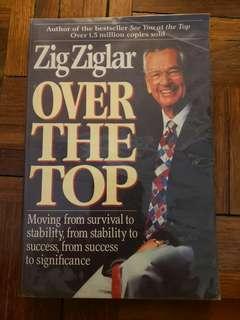Zig Zigler Over The Top