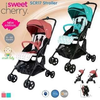 Sweet Cherry SCR17 Stroller
