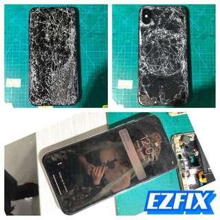 大量好評:iPhone 8 X XS XS Max 全系列爆mon、爆底、換電、入水、唔著機、手機維修