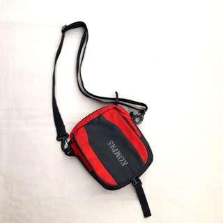 """Mini Sling Bag """"Sisipan Harian Kompas"""""""