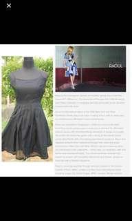 Raoul black dress