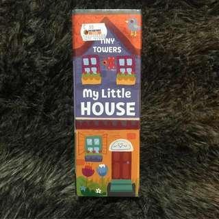 Tiny Towers My Little House / Tower book / Buku BBW