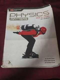 physics matter textbook