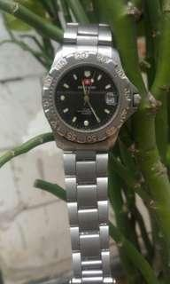Swiss Army DHC all stainless steel