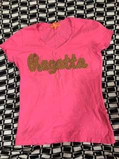 Regatta pink blouse