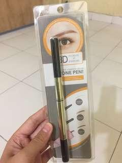 Miniso brow 3D shade brown