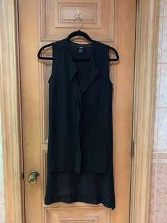 H&M Black Tunic Dress