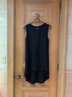 H&M Black Tunic