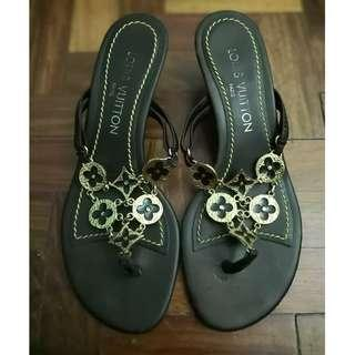 Original Louis Vuitton Sandals