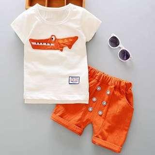 Set Baju Baby Boy