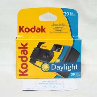 Kodak Daylight Disposable Camera (39 exposures)