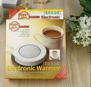 Coffee and tea warmer