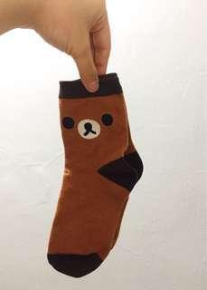拉拉熊襪子
