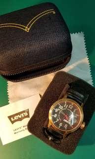 Levi's 中性時尚手表
