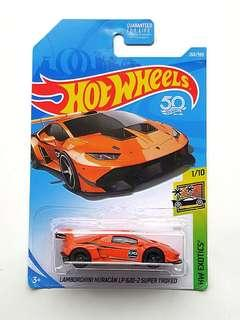 Hot Wheels Lamborghini Huracán LP 620-2 Super Trofeo
