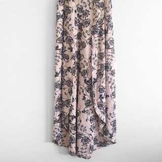 Sheike floral pants
