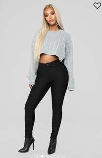 Fashion Nova Pants (Sz 11)