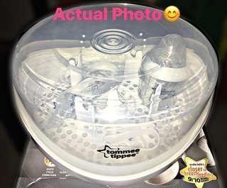 ‼️NEW‼️Tommee Tippee Microwave Steam Sterilizer