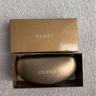Gucci Sunglass - Semi Aviator