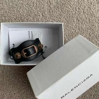 Balenciaga Bracelet in Black