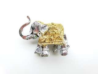 Little Elephant Decor from India (includes packaging)