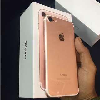 iPhone 7 FOR SALE! 128GB