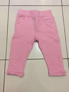 Preloved Celana Mothercare Pink