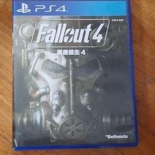 Fallout 4 Playstation 4 (ps4) US ntsc