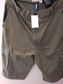 Shorts mens (ijo army)